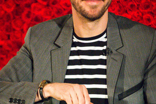 Dan Stevens - Disney's Beauty and the Beast Press Conference