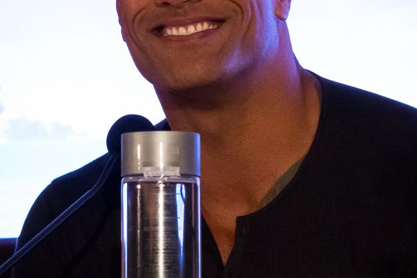 Dwayne Johnson -  Disney's Moana Press Conference