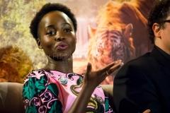 Lupita Nyong'o - Disney's The Jungle Book Press Conference