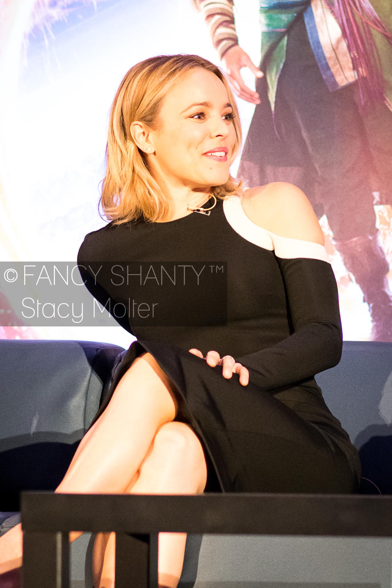Rachel McAdams - Doctor Strange Press Conference