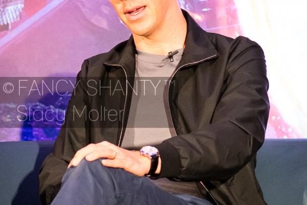 Benedict Cumberbatch - Doctor Strange Press Conference