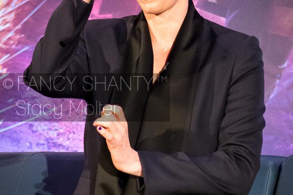 Tilda Swinton - Doctor Strange Press Conference