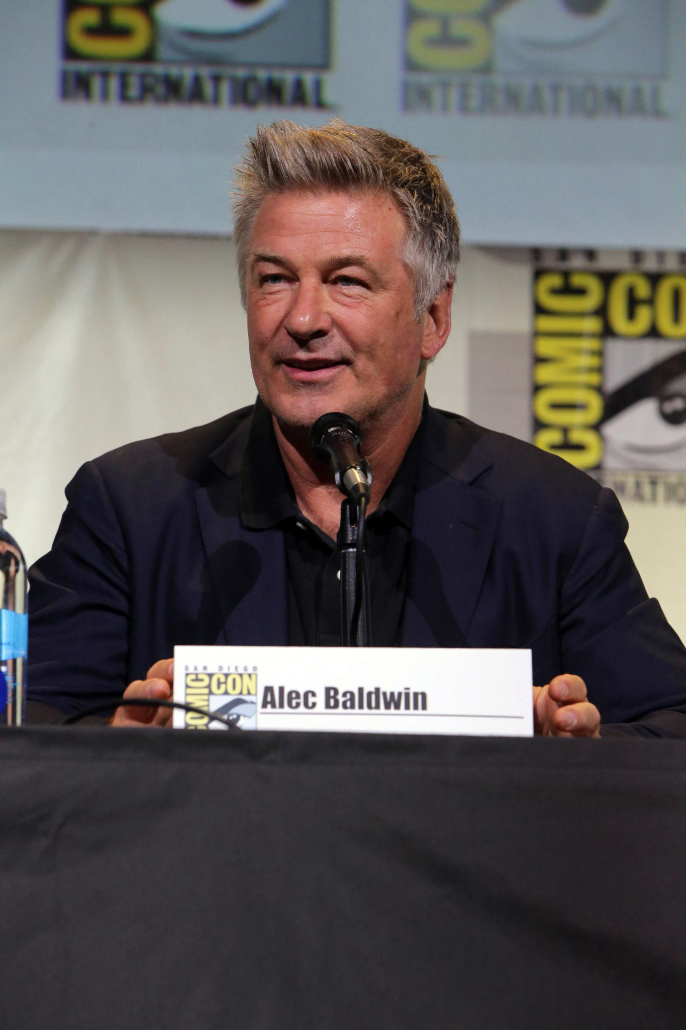 Alec Baldwin - Dreamworks The Boss Baby Press Conference