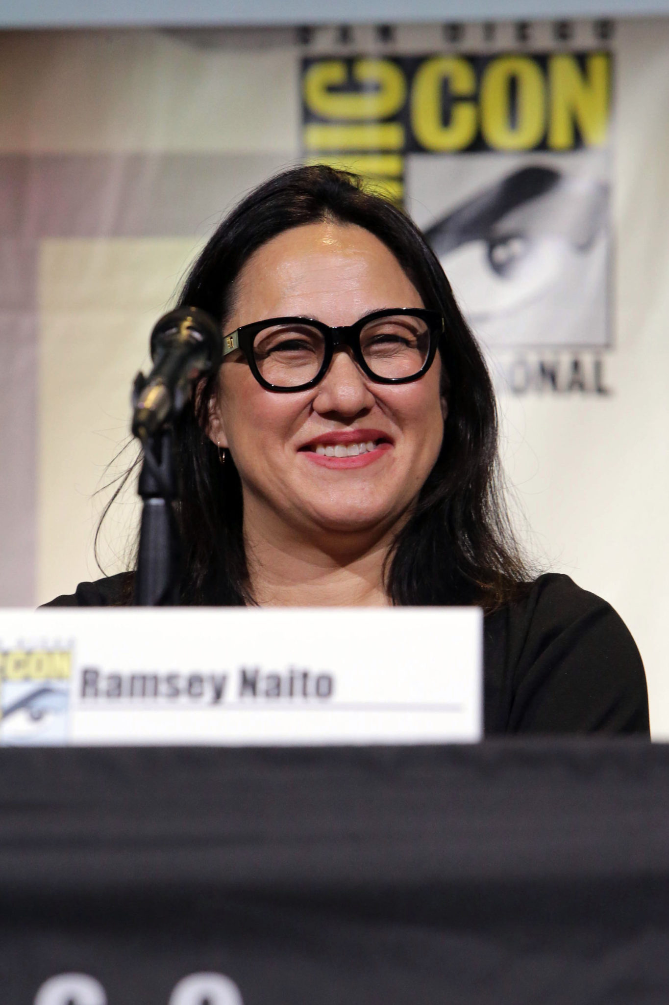 Ramsey Ann Naito - Dreamworks The Boss Baby Press Conference