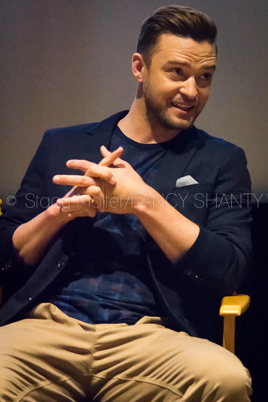 Justin Timberlake -  Dreamworks Animation Trolls Press Day