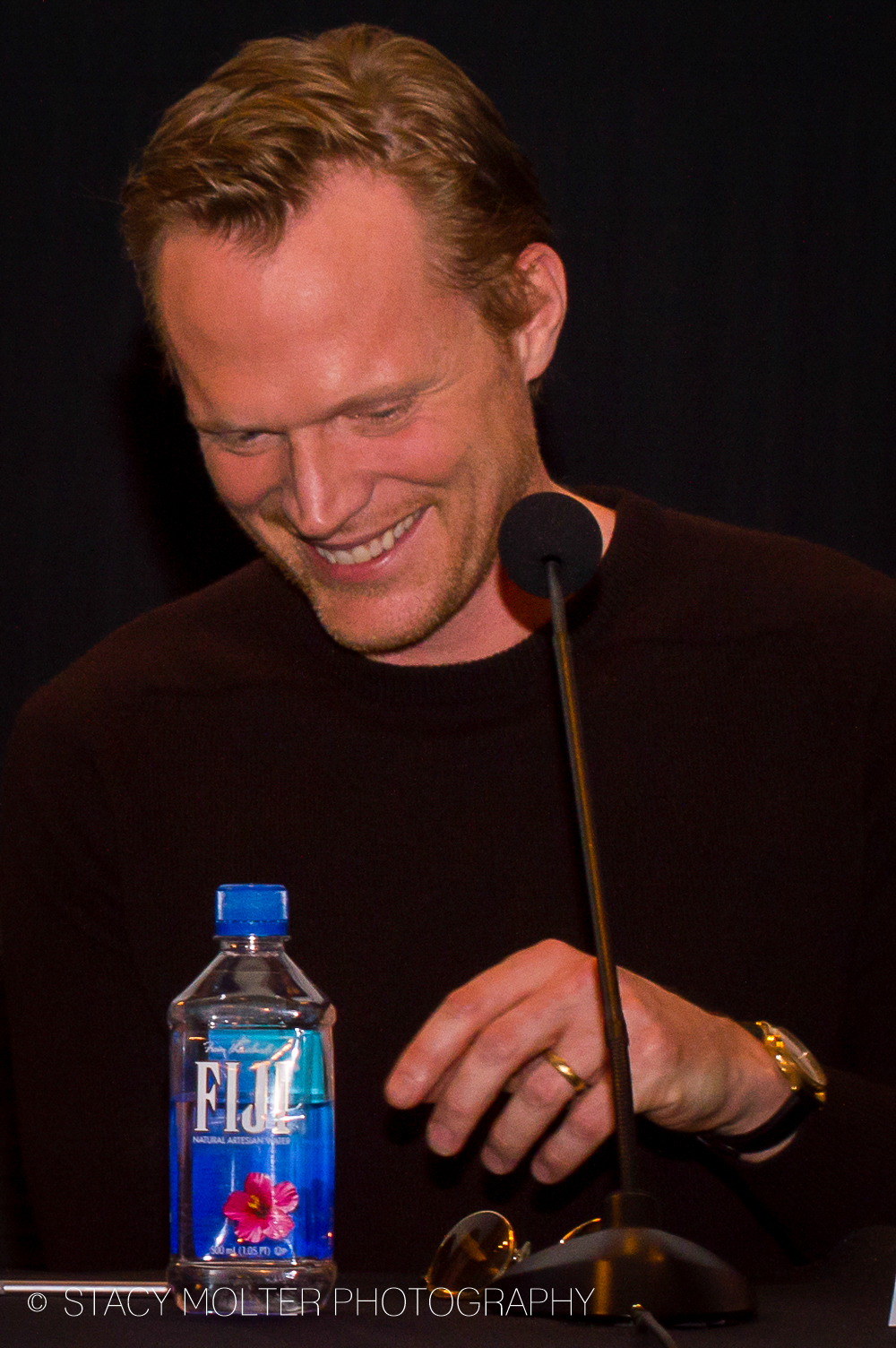 Paul Bettany - Avengers Age of Ultron Press Conference Junket