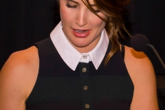 Cobie Smulders - Avengers Age of Ultron Press Conference Junket