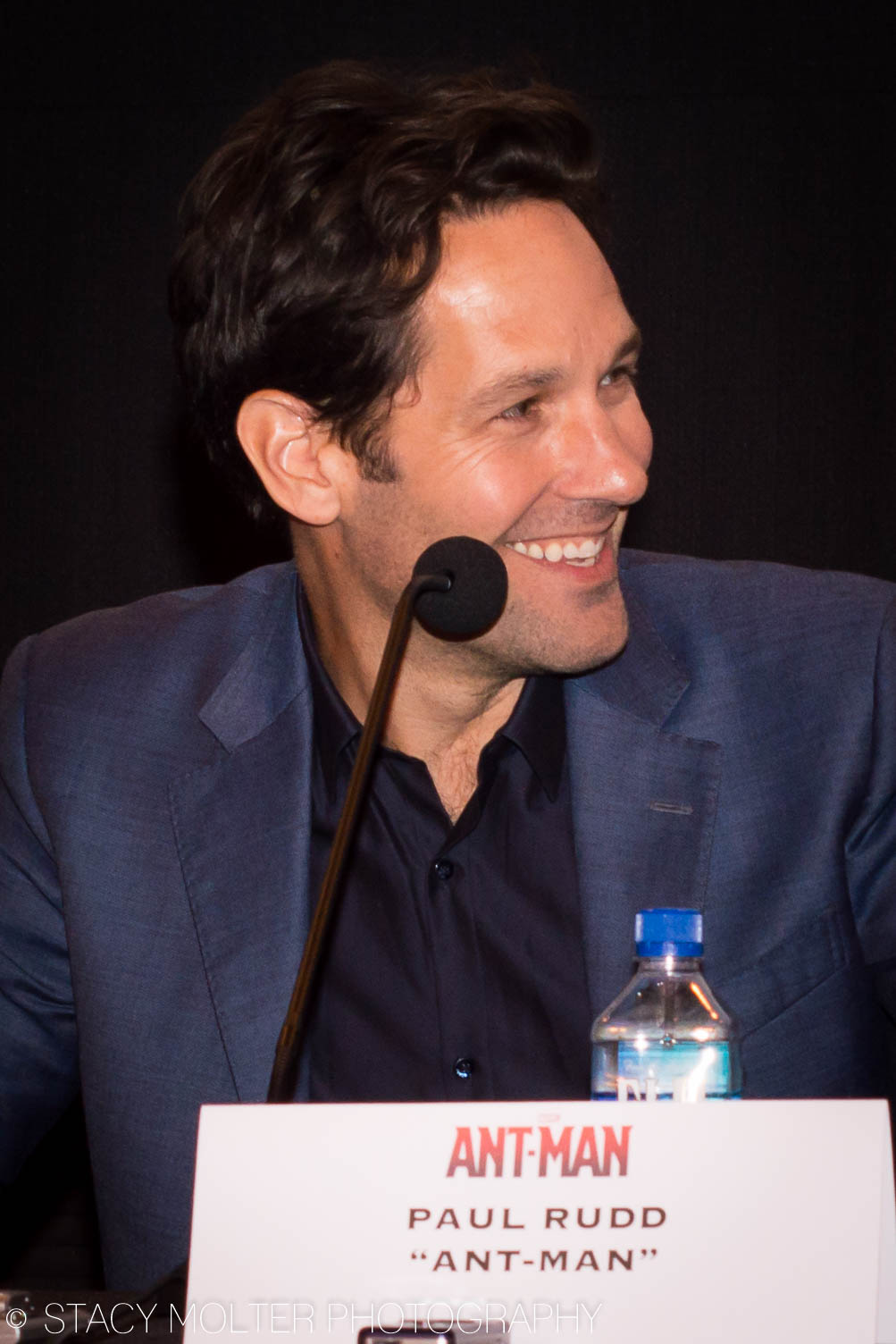 Paul Rudd - Ant-Man Press Conference