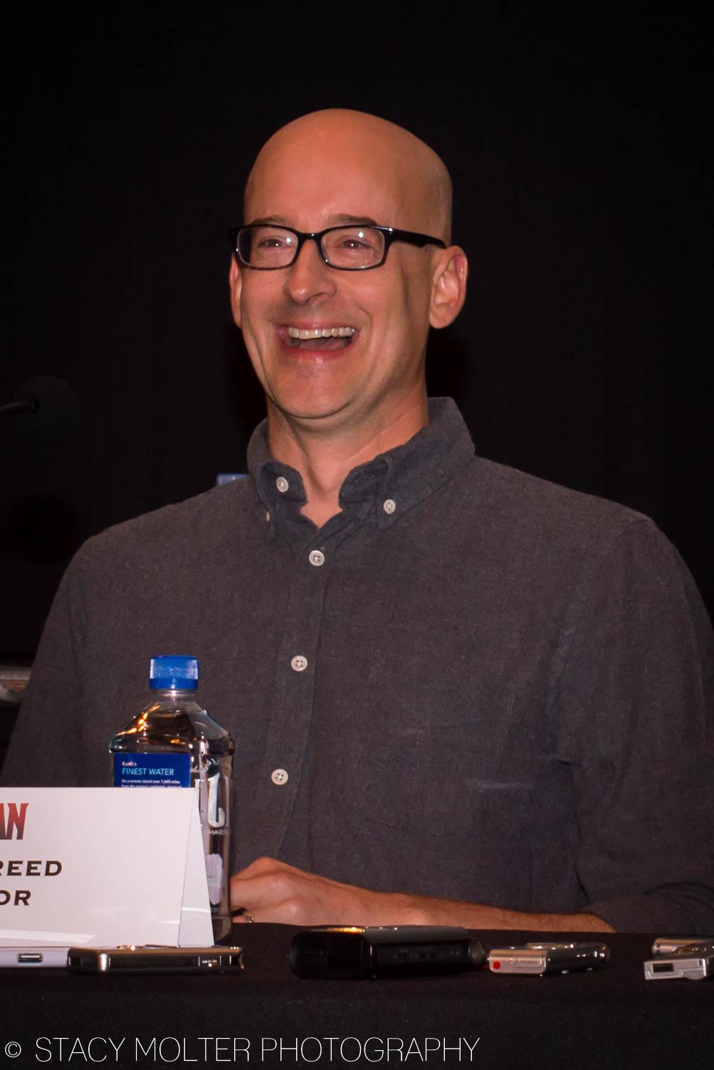 Peyton Reed - Ant-Man Press Conference