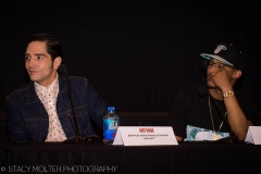 David Dastmalchian, T.I. - Ant-Man Press Conference