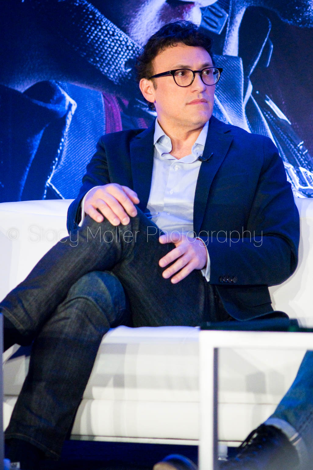 Director Anthony Russo - Captain America: Civil War Press Conference