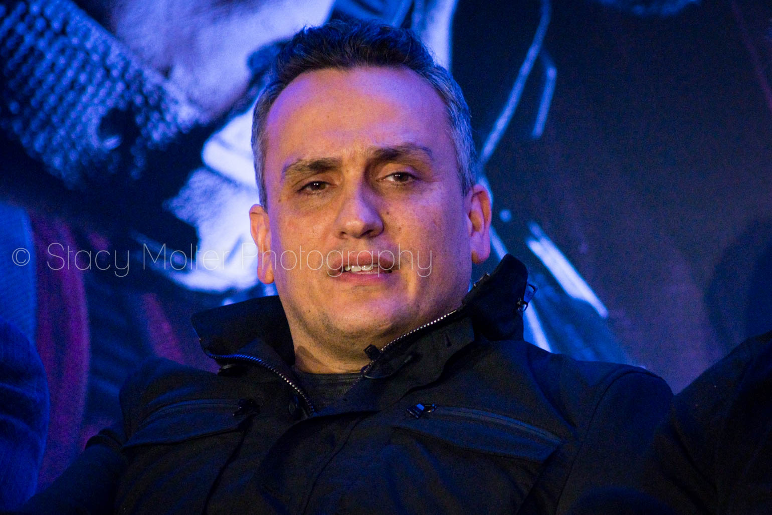 Joe Russo - Captain America: Civil War Press Conference