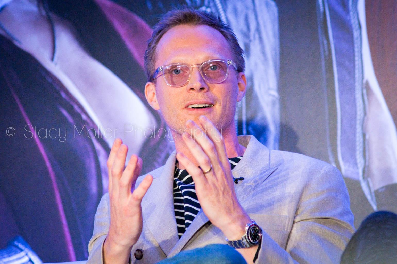 Paul Bettany - Captain America: Civil War Press Conference