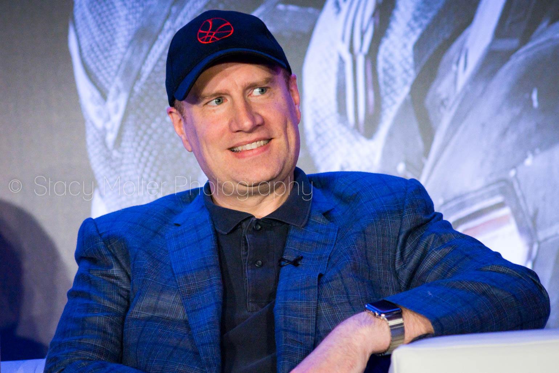Producer Kevin Feige - Captain America: Civil War Press Conference