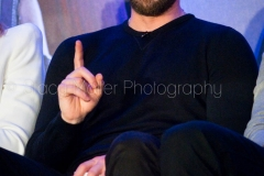 Chris Evans - Captain America: Civil War Press Conference