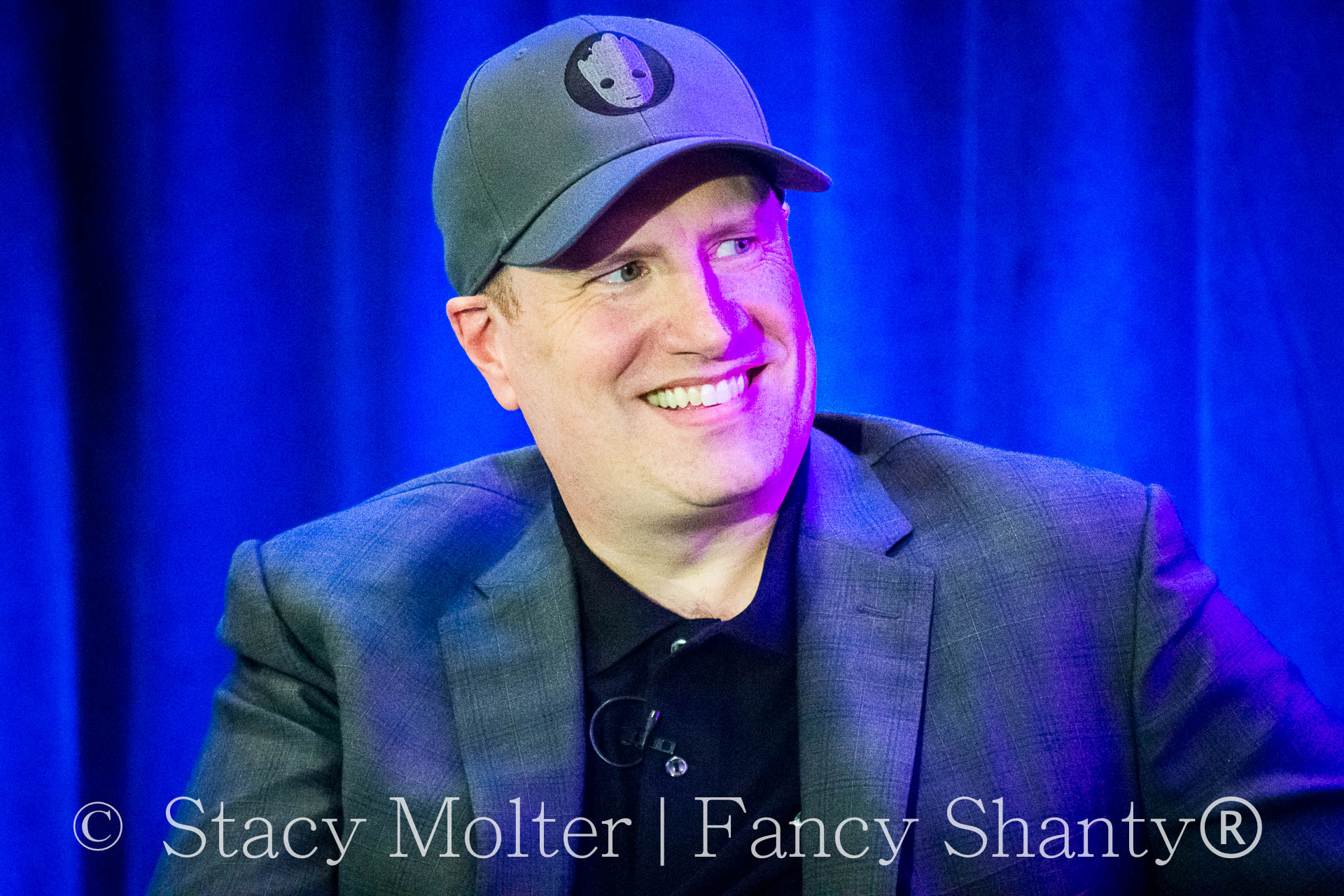 Kevin Feige - MARVEL's Guardians of the Galaxy 2 Press Conference