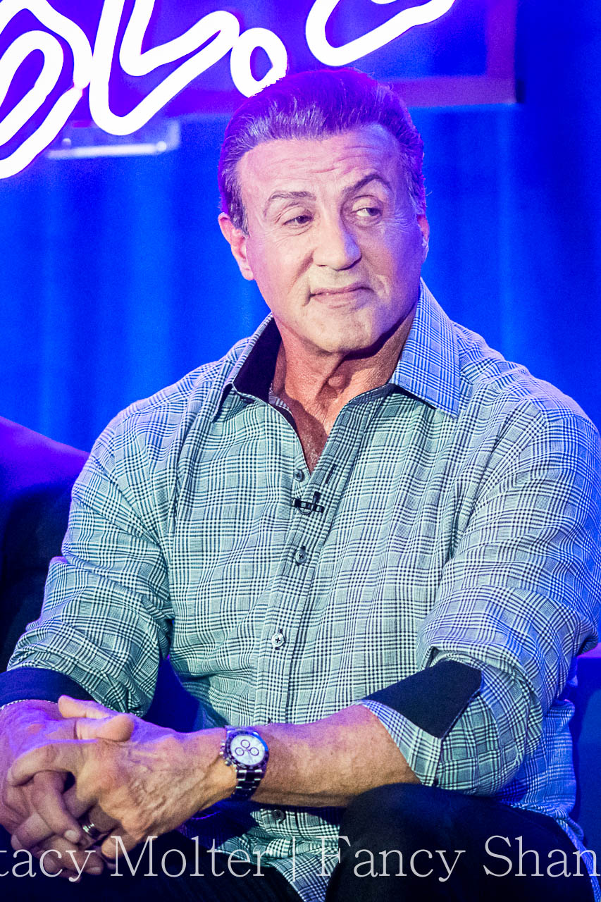 Sylvester Stallone - MARVEL's Guardians of the Galaxy 2 Press Conference