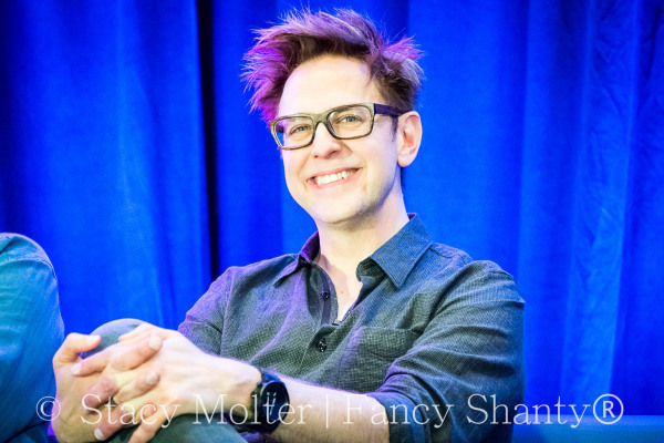 James Gunn - MARVEL's Guardians of the Galaxy 2 Press Conference