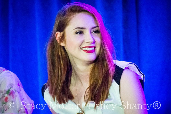 Karen Gillan - MARVEL's Guardians of the Galaxy 2 Press Conference