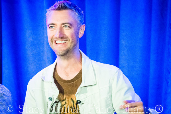 Sean Gunn - MARVEL's Guardians of the Galaxy 2 Press Conference