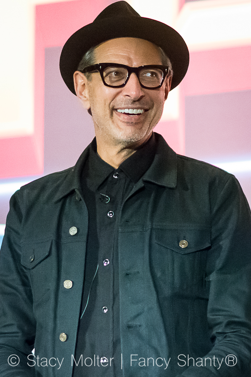 Jeff Goldblum - MARVEL's THOR: Ragnarok Press Conference