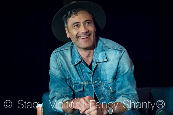 Taika Waititi - MARVEL's THOR: Ragnarok Press Conference