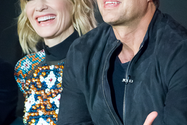 Mark Ruffalo, Cate Blanchett - MARVEL's THOR: Ragnarok Press Conference