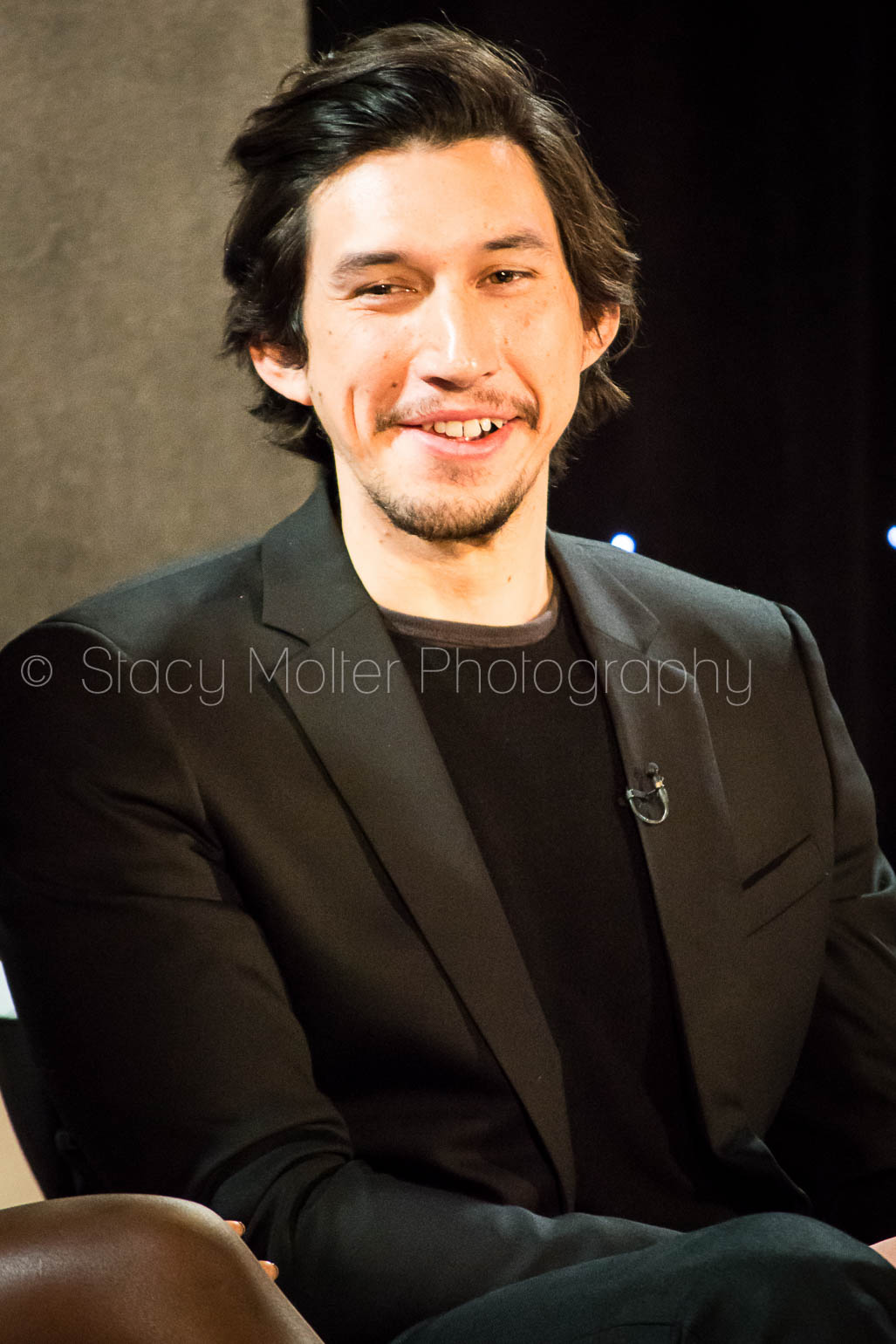 Adam Driver - Star Wars The Force Awakens Press Conference
