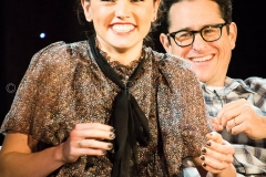 Daisy Ridley, JJ Abrams - Star Wars The Force Awakens Press Conference