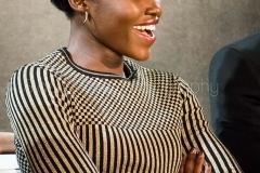 Lupita Nyong'o - Star Wars The Force Awakens Press Conference