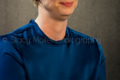 Gwendoline Christie - Star-Wars-The-Force-Awakens-Press-Conference-43