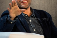 Oscar Isaac - Star Wars The Force Awakens Press Conference