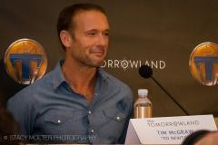Tim McGraw - Tomorrowland Press Conference