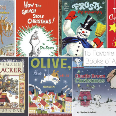15 Favorite Christmas Books of All Time