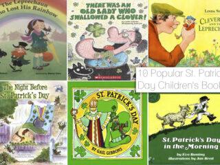 10 Popular St. Patrick's Day Children's Books
