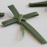 Palm Sunday Cross Palm Cross