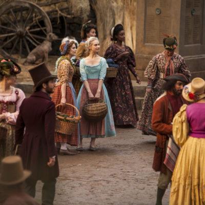 Cinderella 2015 Cast Interviews