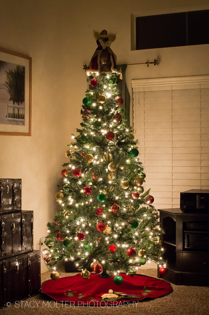 Low Light Photography Tips for the Holidays