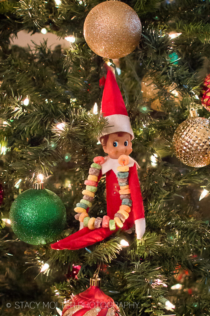 Elf on the Shelf Ideas for Christmas 1