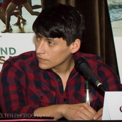 Interview: Actor Carlos Pratts