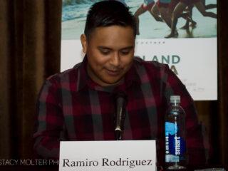 Actor Ramiro Rodriguez