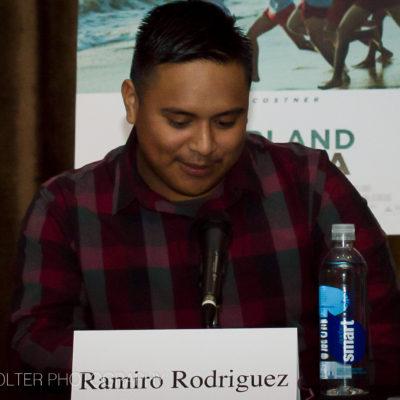 Interview: Actor Ramiro Rodriguez
