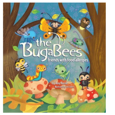 7 Educational Food Allergy Books