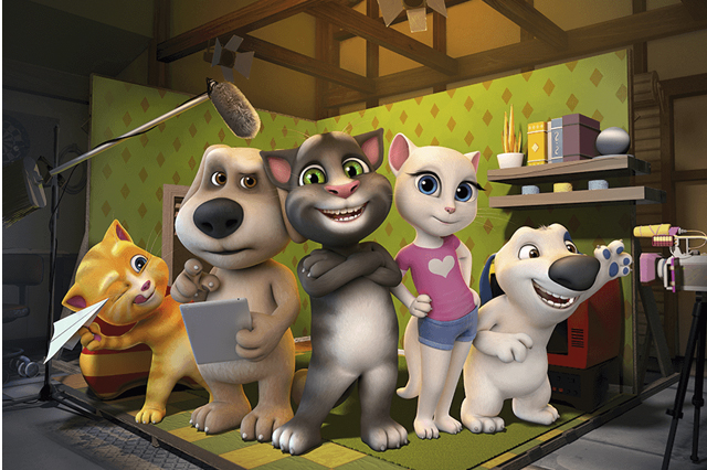 Talking Tom and Friends Premier Screening