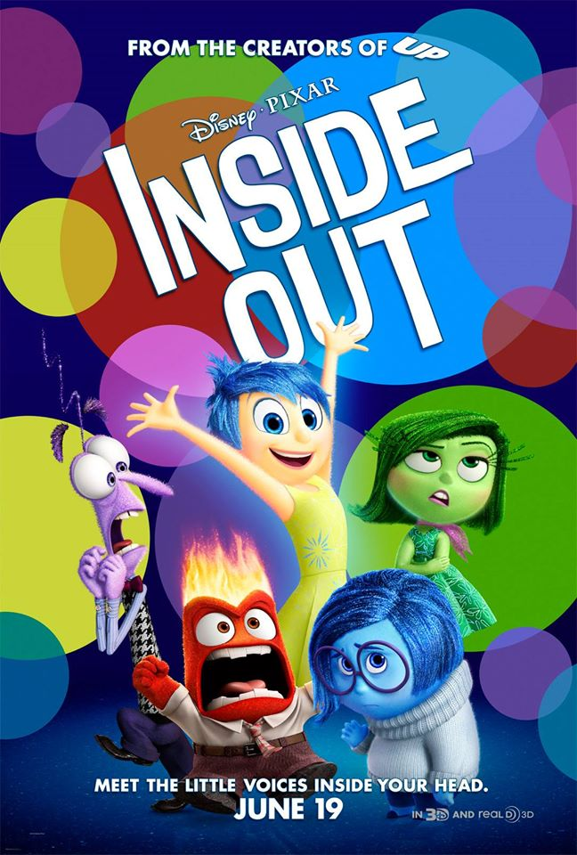 Disney's Inside Out Red Carpet Premier Event
