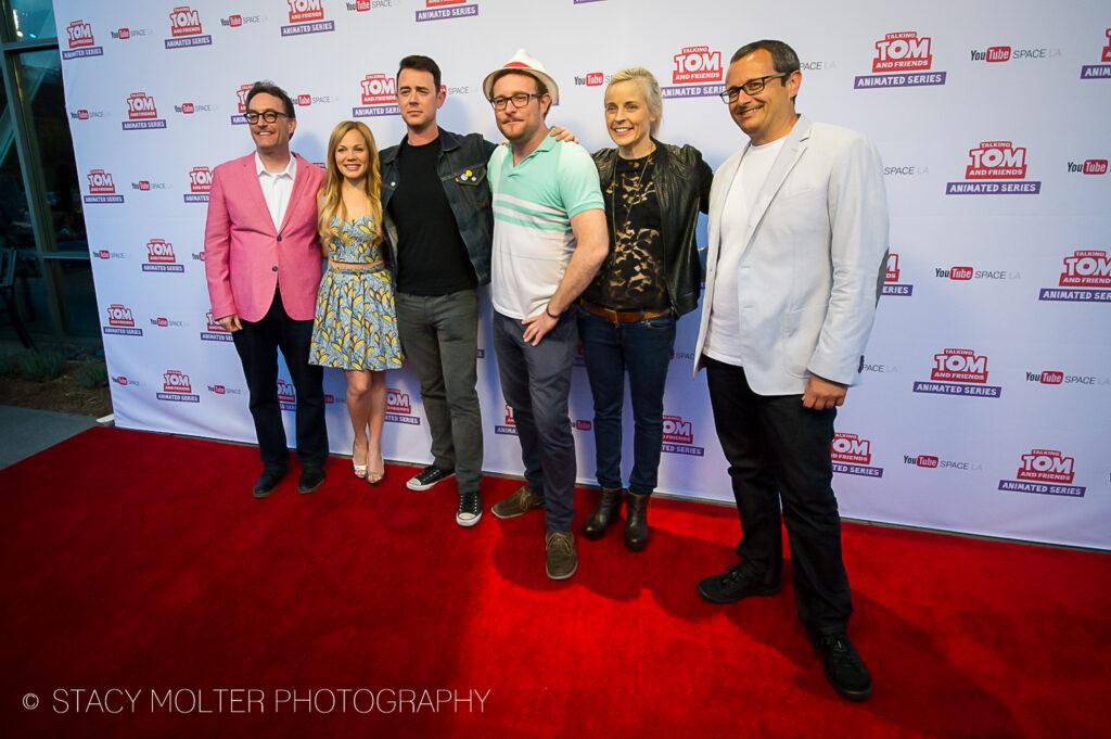Talking Tom & Friends Red Carpet Premier