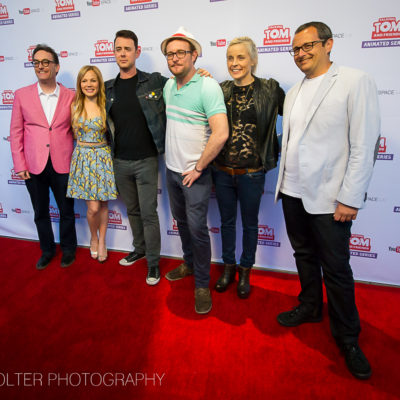 Talking Tom & Friends Red Carpet Premiere