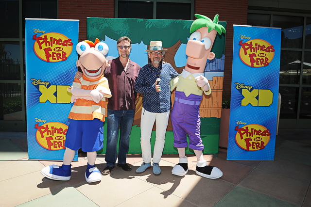 Phineas and Ferb Last Day of Summer Event