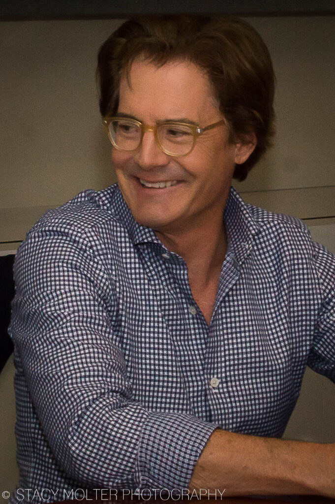 Interview: Kyle MacLachlan on being 'Dad' in Inside Out