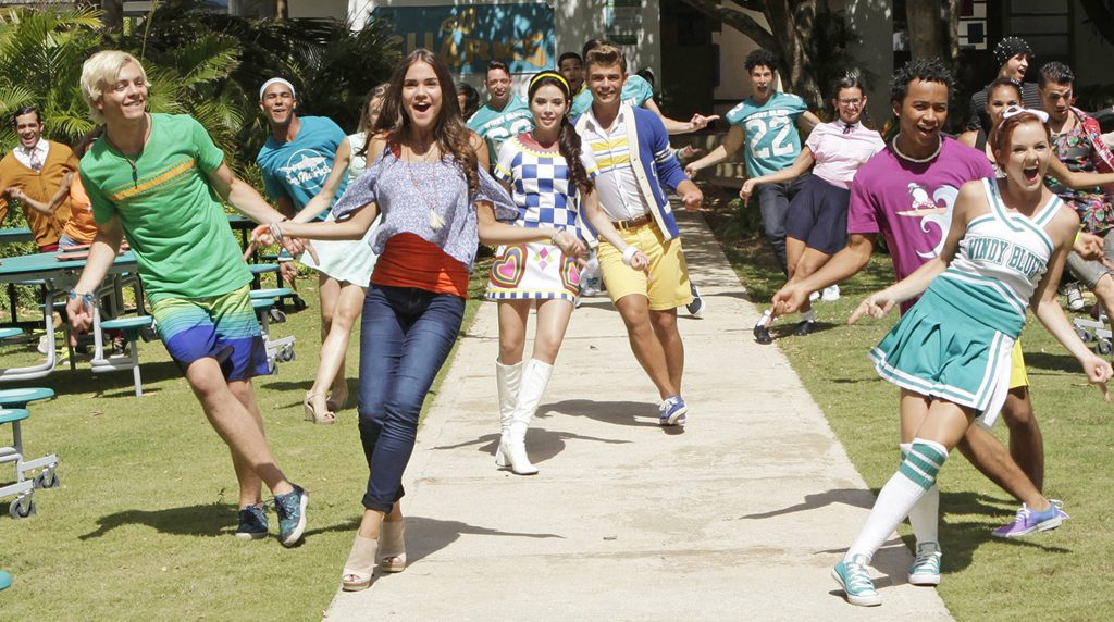 Movie Review: Teen Beach 2 Teaches Strength and Confidence